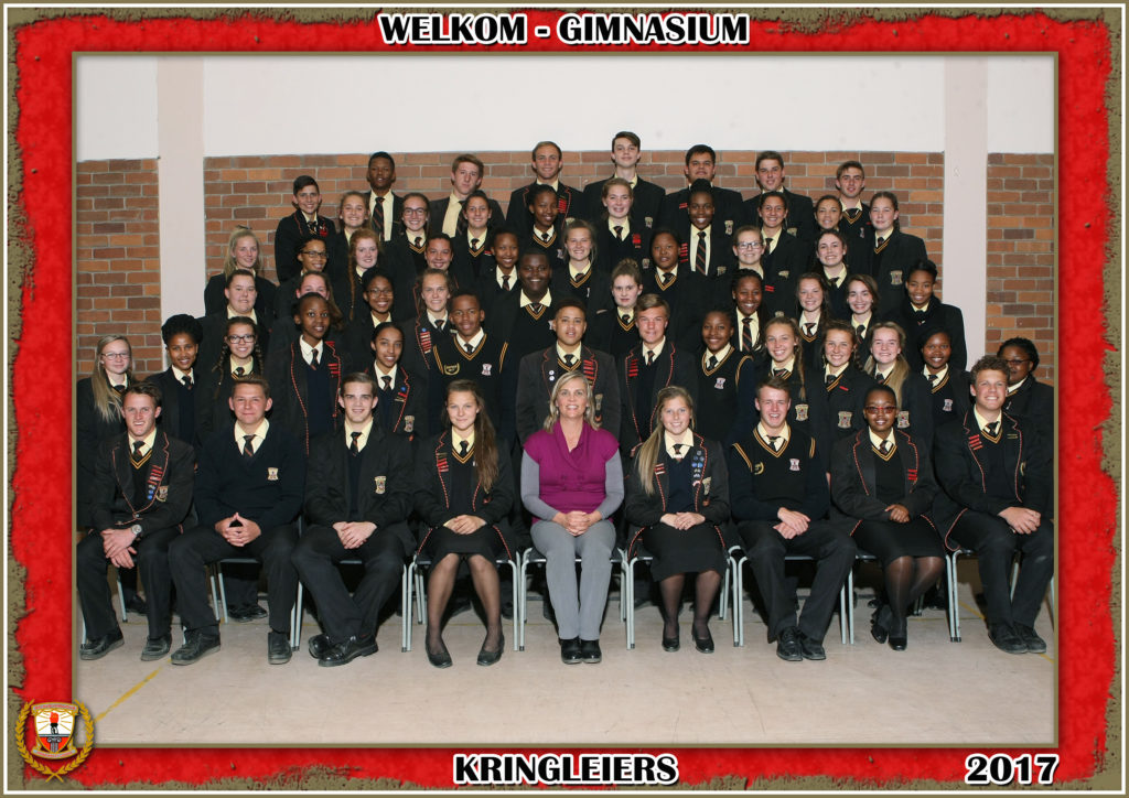 Christian Student Association | Welkom Gimnasium