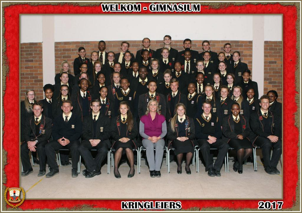 Christian Student Association | Welkom Gimnasium
